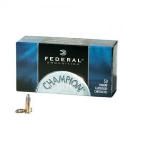 Federal Champion Solid 40 Grain Brass .22 LR 50Rds 510