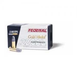 Federal Gold Medal .22LR 40GR 50Rds GM711B