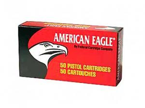 Federal American Eagle 45LC 225GR Jacketed Soft Point 50Rds AE45LC
