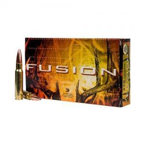 Federal Fusion .22-250 Rem 55GR SP 20Rds F22250FS1