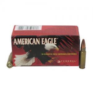 Federal American Eagle 5.7x28MM 40GR FMJ 50Rds 029465063122