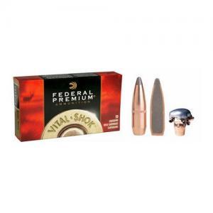 Federal Premium .260 Rem 140GR BTSP 20rds P260A