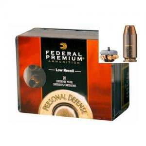 Federal PD HYDRA-SHK 357MAG 130GR 20rds 357HS2PDH