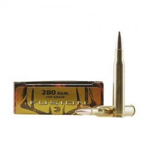 Federal Fusion 280REM 140GR 20rds F280FS1