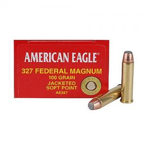 Federal American Eagle .327 Federal 100GR SP 50rds AE327
