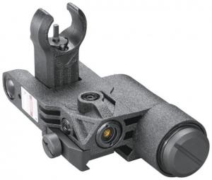 Bushnell Back Up Sight Laser, Black, Red Laser, AR1002BR 029757000378