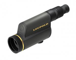 Leupold 12-40x60mm HD Golden Ring Spotting Scope, Shadow Gray, 120372 120372