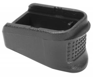 Pachmayr 03880 Grip Extender Glock 26/27/33/39(+2rds) Black Finish 03880