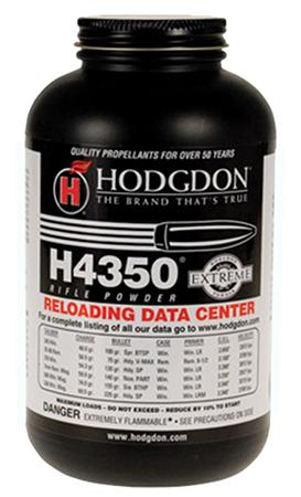 Hodgdon 43501 Extreme H4350 Rifle 1 lb 1 Canister 43501