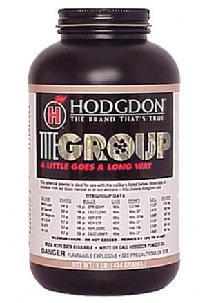Hodgdon TG4 Titegroup Pistol/Shotgun 4 lbs 1 Canister TG4
