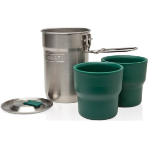 Stanley 01290 Stanley Cooking Gear 24Oz Camp Cook Set with Stainless Steel Construction STA01290