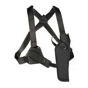 Uncle Mikes Verticle Shoulder Holster SZ 4 Black RH 83041