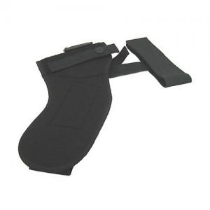 Uncle Mikes Ankle Holster Black Size 0 RH 88201