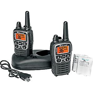 Midland X-Talker T71VP3 2-Way Radios 2-Pack - Marine Electronics And Radios at Academy Sports 046014511712