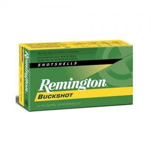 Remington Express 20GA 2.75-inch 3 Buck 20 Pellets 5rds 20B3