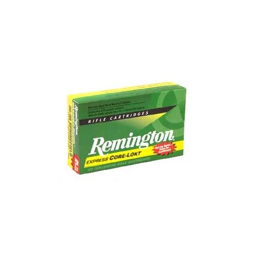 Remington 250SAV 100 Grain, Pointed Soft Point 20rds R250SV