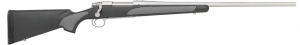Remington Model 700 SPS Stainless Bolt Action Rifle Black / Gray 22-250 Rem 24 inch 4 rd 27135