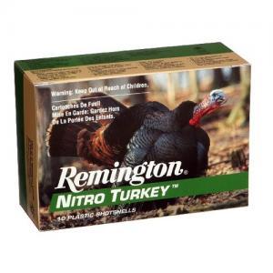 Remington NT12H4 NITRO 3-inch 17/8 Turkey 10rds 047700346502