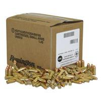 Remington, 9mm Luger, FMC, 115 Grain, 1,000 Rounds, Loose Bulk 047700413914