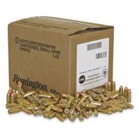 Remington Military / Law Enforcement Training Ammunition, 9mm, FMJ, 115 Grain, 500 Rounds 047700479217