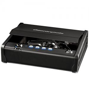 SentrySafe QAP1BE Gun Safe with Biometric Lock, 1 Capacity QAP1BE