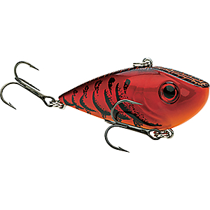 Strike King REYESD12-650 Red Eye Shad Chartreuse Perch Crankbait Fishing Lure