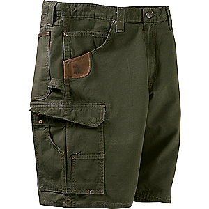 33 Black Wrangler Riggs Workwear Mens Ripstop Ranger Short