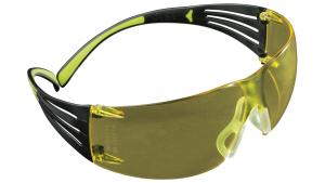 Peltor Sport SecureFit Eye Protection Amber SF400-PA-8