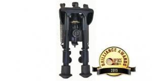 Harris Engineering Ultralight Bipod w/Hinged Base, 13.5-27 Inch S25C