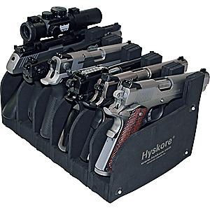 Hyskore 6-Gun Modular Pistol Rack - Shooting Supplies And Accessories at Academy Sports 053807302778