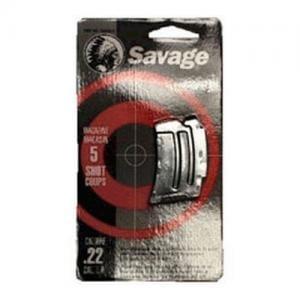 Savage Magazine MKII/900 22LR/17HM2 5rd BL 90005