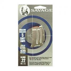 Savage Magazine MKII/900 22LR/17HM2 5rd STS 90007