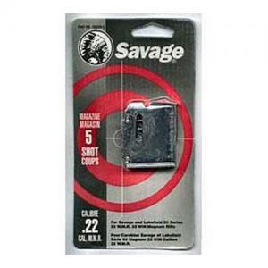 Savage Magazine 93 SER 22 Mag/17HMR 5rd STS 90009