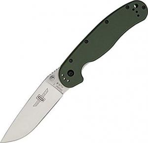 Limited Edition - Ontario Knife Company Rat-1 8848 FG Folding Knife AUS 8 8848FGTC