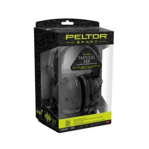 Peltor Sport Tactical 300 Electronic Hearing Protector, Black, TAC300-OTH 076308913571