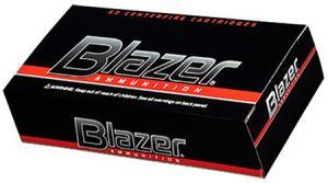 CCI Blazer .40S&W 180GR FMJ 50Rds 3591