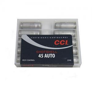 CCI/Speer Shotshell 45ACP 117 Grain Shotshell 3745 200/CS 076683037459