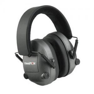 Champion Targets Electronic Ear Muffs Black 40974