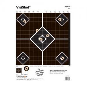 Champion Targets VisiShot Sight-IN 10pk 45804