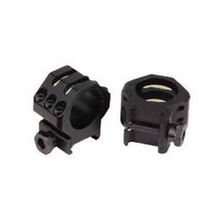 Weaver Tactical Ring 6 Hole X High Matte 48351