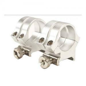 Weaver Quad Lock Rings 1 inch Medium Silver 49055