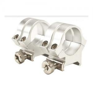 Weaver Quad Lock Rings 1 inch Hi Silver 49056