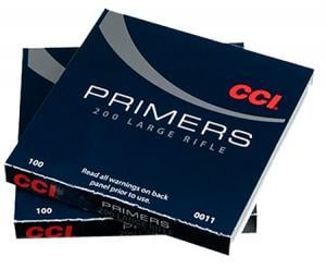 CCI 0014 Primer Small Pistol 10 Boxes of 100 Primer 0014