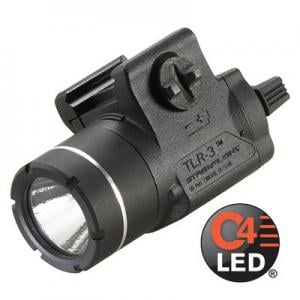 Streamlight TLR-3 Tactical Light Black 69220