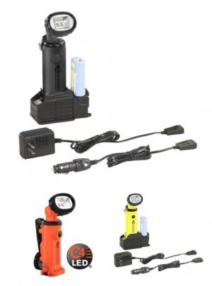 Streamlight Knucklehead 200 Lumen Flashlight, Light Only with No Charger, Yellow 90621 080926906211