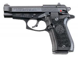 "Beretta 84FS Cheetah Semi Automatic Handgun .380 ACP 3.8"" Barrel 10 Rounds Polymer Grips Black Matte Black Finish J84F200 082442013602"