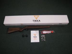 Beretta Tikka T3 Hunter Rifle .243 Win 22.5in 3rd Walnut JRTA315 082442811369