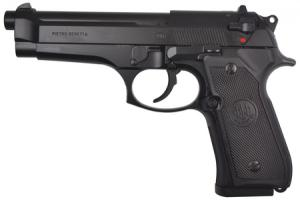 BERETTA 92 FS 9mm Centerfire Pistol Made in USA J92F300M