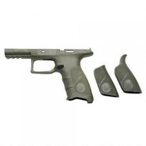 Beretta APX Grip Frame Modular Replacement Chassis Additional Back Straps Polymer OD Green 082442874753