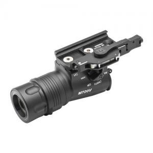Varialbe Ouput Weaponlight - Black 084871314947